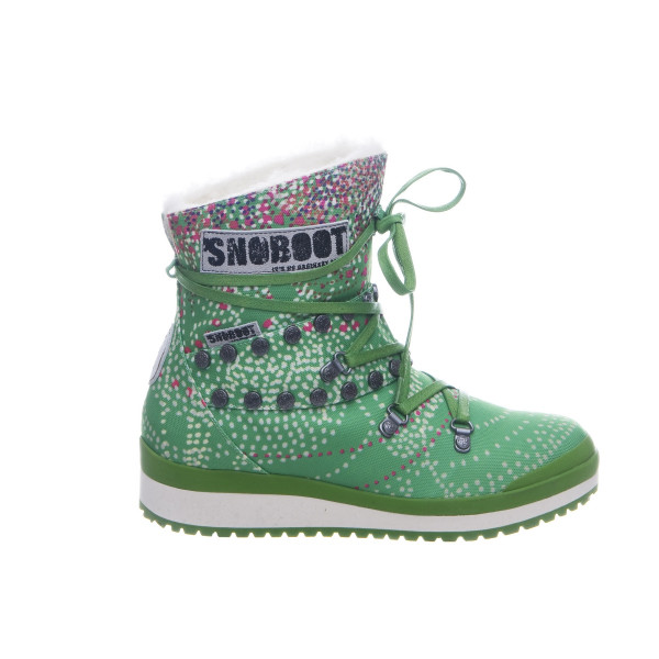 Snoboot Mutant low Braille green