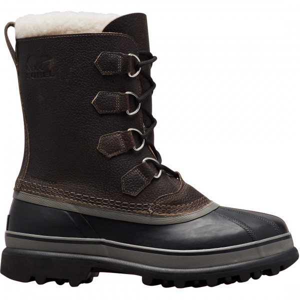 Sorel Caribou Wool Quarry Black