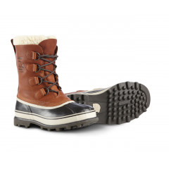 Sorel Caribou Wool Tobacco